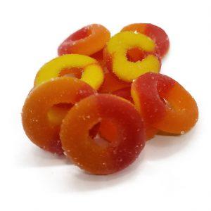 Sweeties - Peach rings pieces